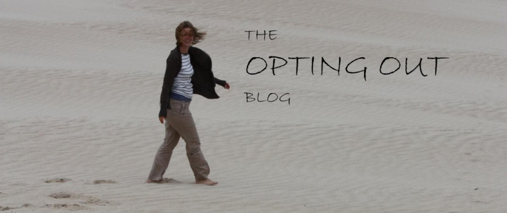 the opting out blog